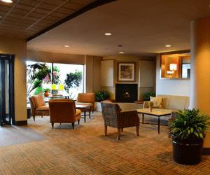 Monarch Hotel Lobby