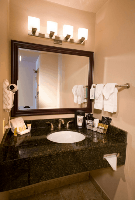 Standard Hotel Room: Portland Oregon Hotel Suites