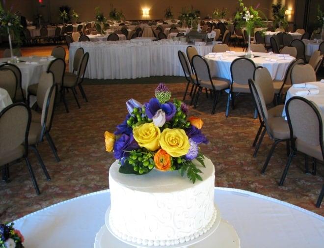 Wedding & Reception Clackamas, Oregon